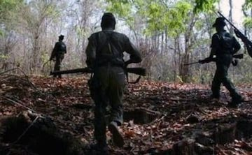 Woman Among 18 Maoists Surrenders In Chhattisgarh: Police