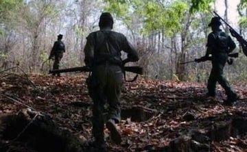 Naxal Killed, Two Policemen Injured In Encounter In Chhattisgarh